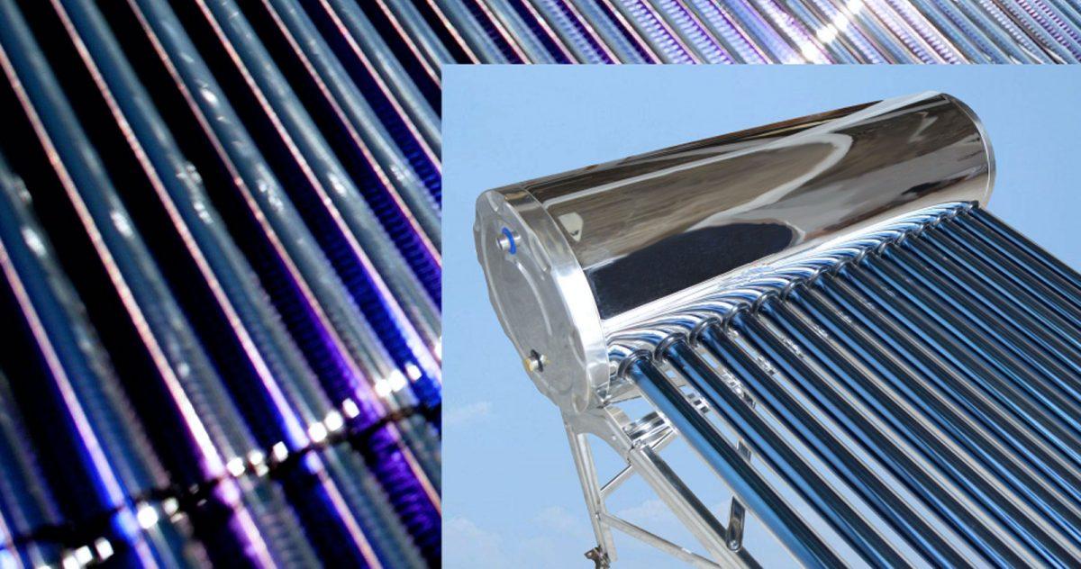 Panourile solare, soluția verde pentru prepararea apei calde menajere
