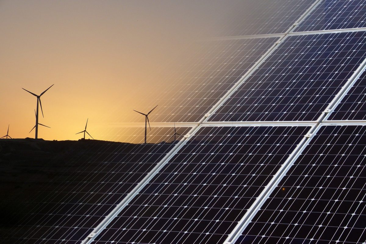 Segmentul energiei regenerabile scade pe fondul pandemiei