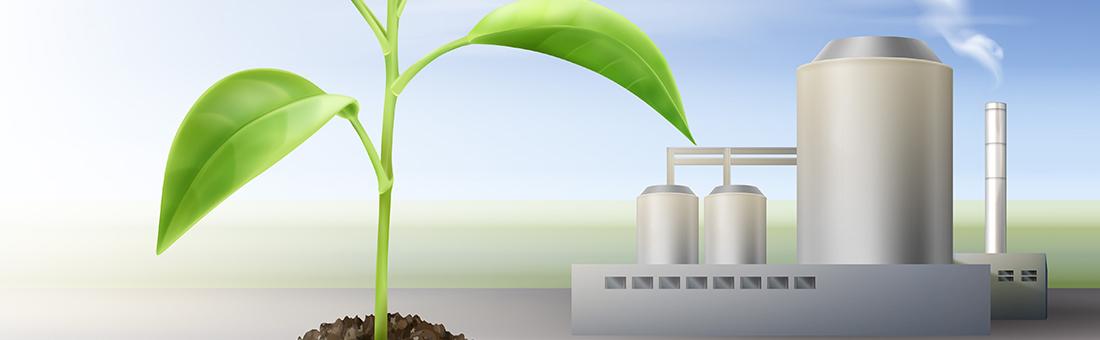 Ce sunt si cum functioneaza instalatiile industriale de biogaz
