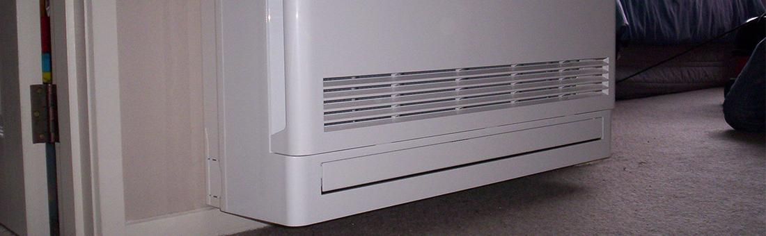 Ce sunt și cum funcționează ventiloconvectoarele