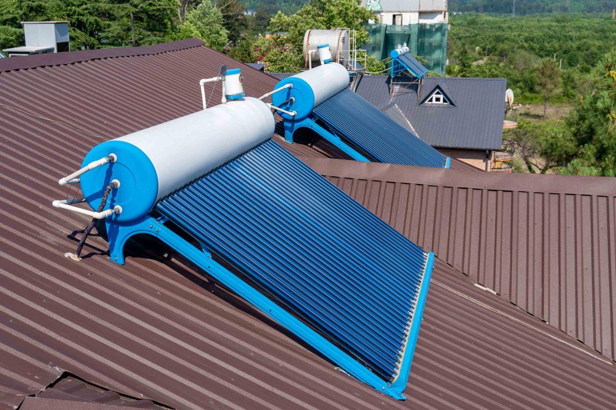 Cum verificăm un panou solar nepresurizat pentru apă caldă?