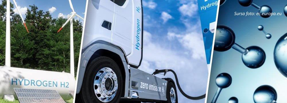 Hidrogenul – motorul energiei verzi