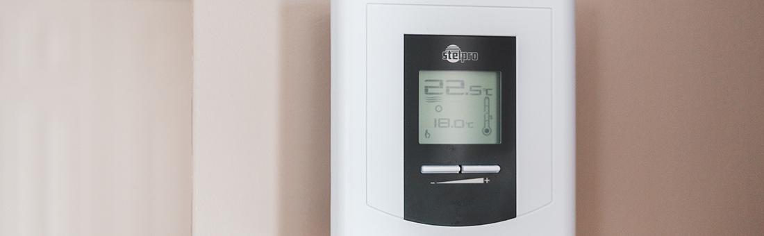 Setarea temperaturii centralei – cum economisești